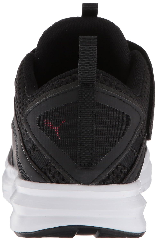 PUMA Women's Enzo Strap 8.5 Mesh Wn Sneaker B071X48H9T 8.5 Strap M US|Puma Black-paradise Pink 261aa9