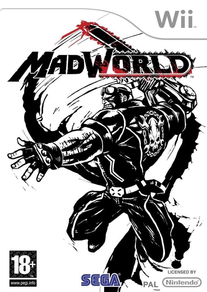Mad World - Wii | Platinum Games. Programmeur