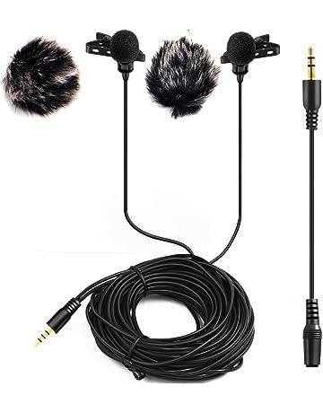Micrófonos externos para videocámaras   Amazon.es