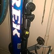 Amazon Com Topeak Turbo Morph Bike Pump With Gauge