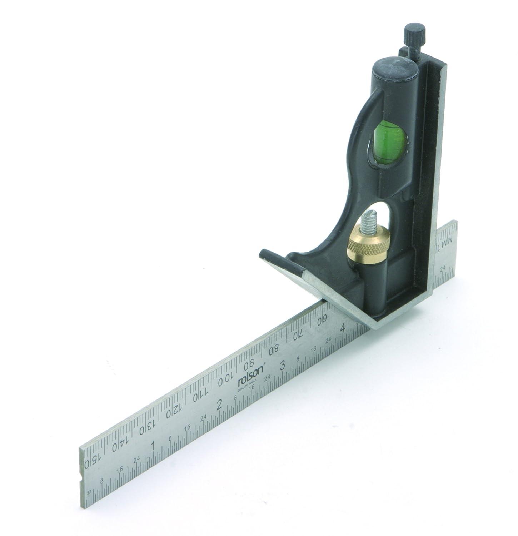 Rolson Mini é querre et niveau 150 mm 50850