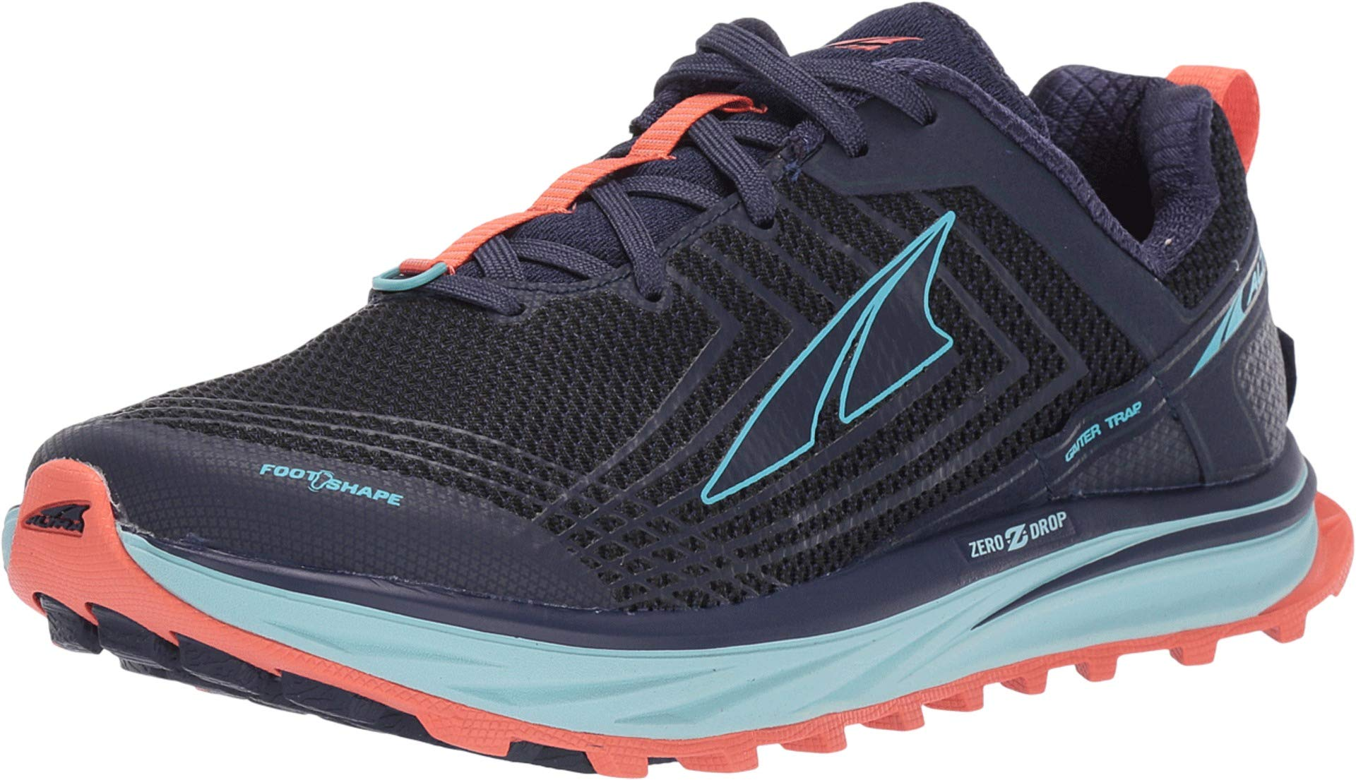 Altra Footwear Women's TIMP 1.5 Dark Blue 5.5 B US by Altra