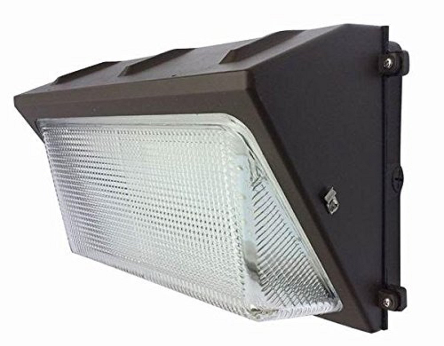 UL & DLC Listed- LED 120W Wall Pack Outdoor Lighting, 5000K Cool White, 11,000 Lumen, 800 Watt Equivalency Replacement, 50,000 Life Hours, HIGHEST Quality, Wall Light, Industrial, Commercial by SC Lighting