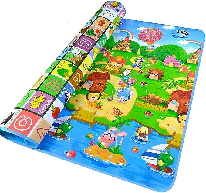 150 opinioni per StillCool Tappeto Ripiegabile con Animali Tappetino Gioco per Bambini Gioco