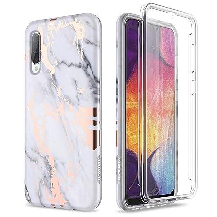 Amazon.com: SURITCH - Carcasa para Samsung Galaxy A50 ...