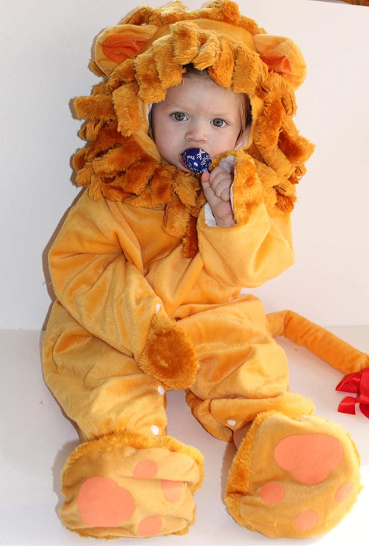 Amazon.com: GN Netcom Dulexe - Disfraz de león para bebé ...