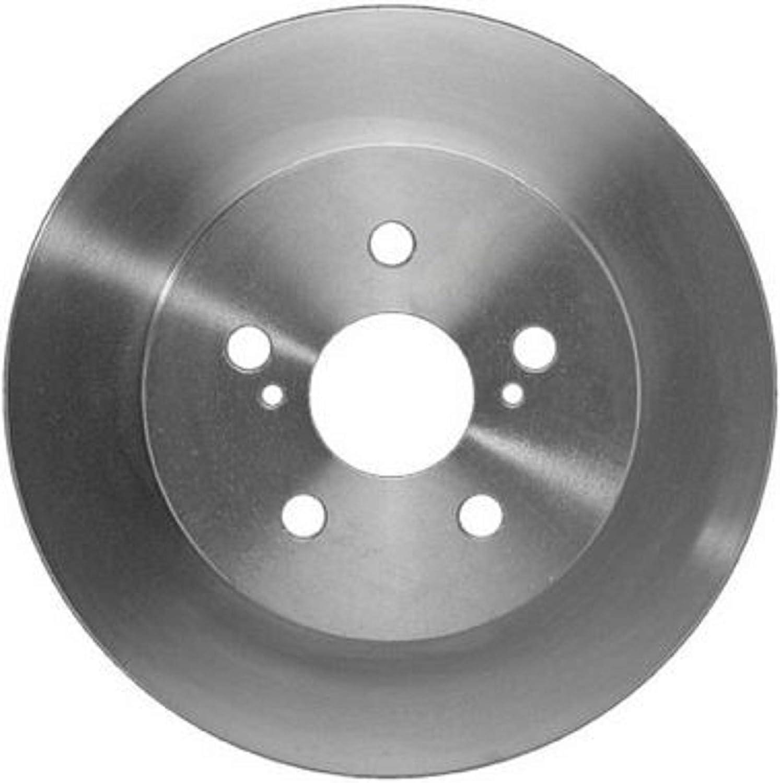 Bendix Premium Drum and Rotor PRT5854 Metallic Brake Rotor