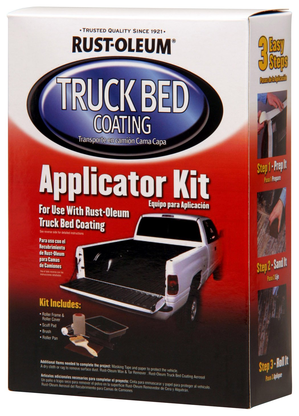 Amazon.com: Rust-Oleum Automotive 248917 Truck Bed Coating Roller ...