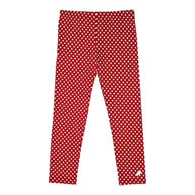 beef74ba1 bonbon clouds girls christmas leggings made out of 95 cotton and 5 spandex