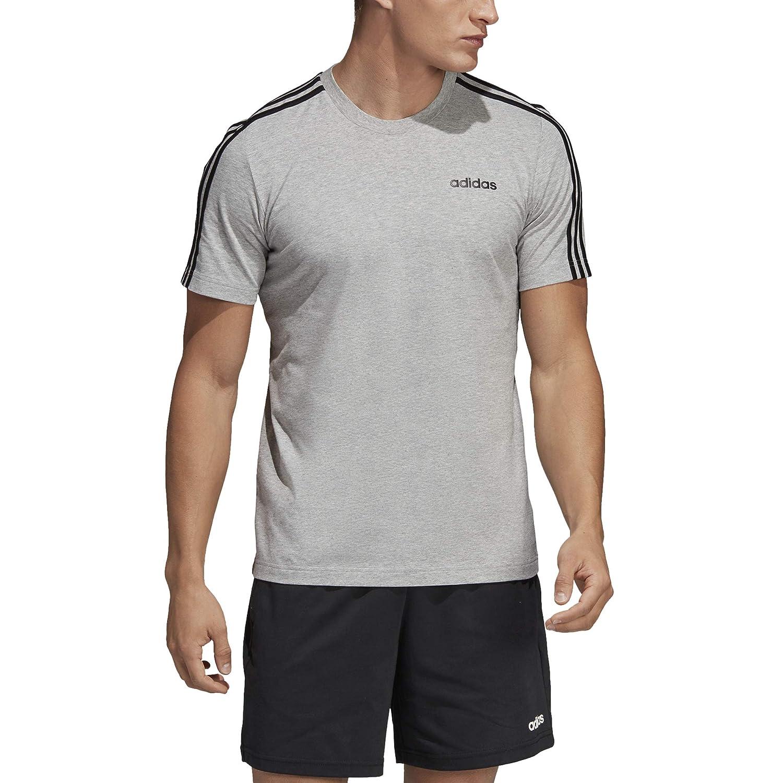 adidas E 3s tee T-Shirt, Hombre DU0442
