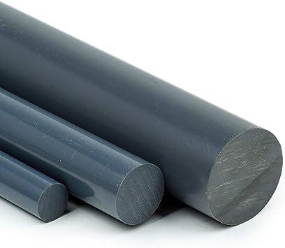 5cm POM Rundstab natur /Ø 80mm L: 50mm - Kunststoffstab auf Zuschnitt