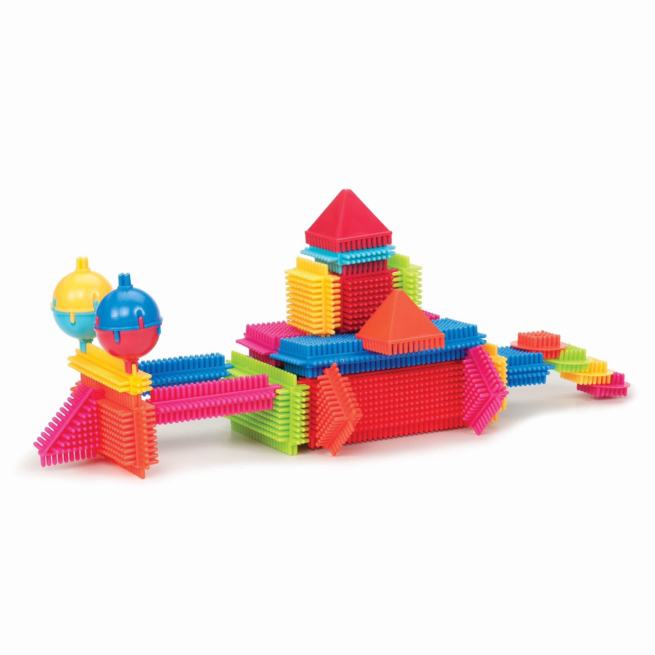 Bristle Blocks By Battat The Official Bristle Blocks 80 Pieces