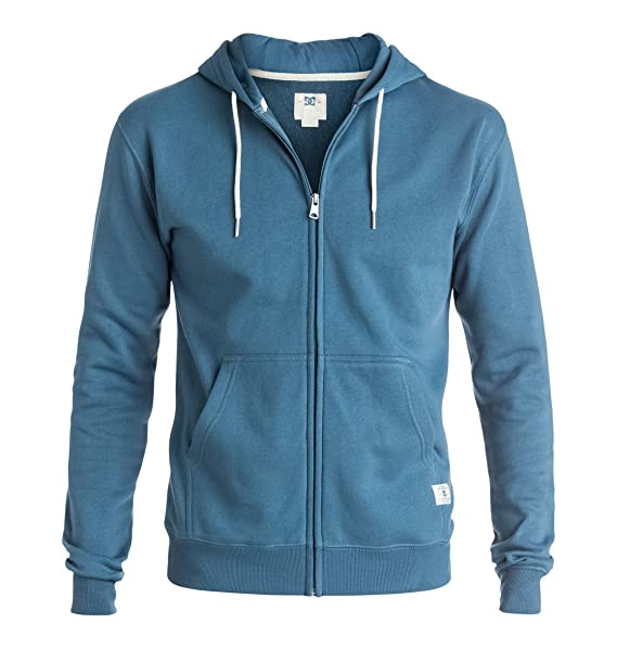 afaacf9f5 DC Men's Rebel Zip-up Hoodie Sweatshirt