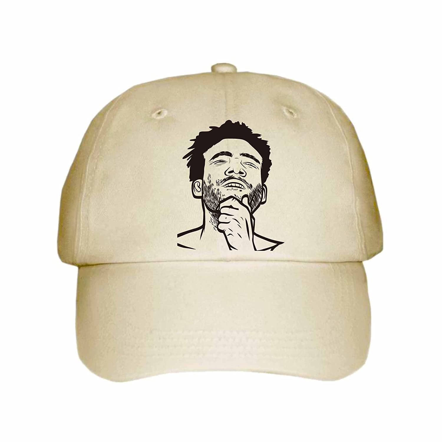 Childish Gambino Donald Glover Cap/Hat (Unisex) Babes & Gents
