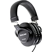 Tascam TH-200X Over-Ear 3.5mm Wired Studio Headphones