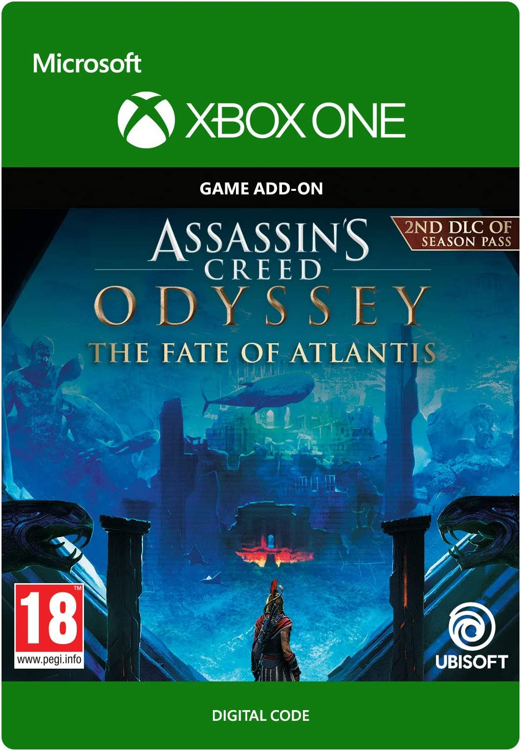 Assassin S Creed Odyssey The Fate Of Atlantis Xbox One