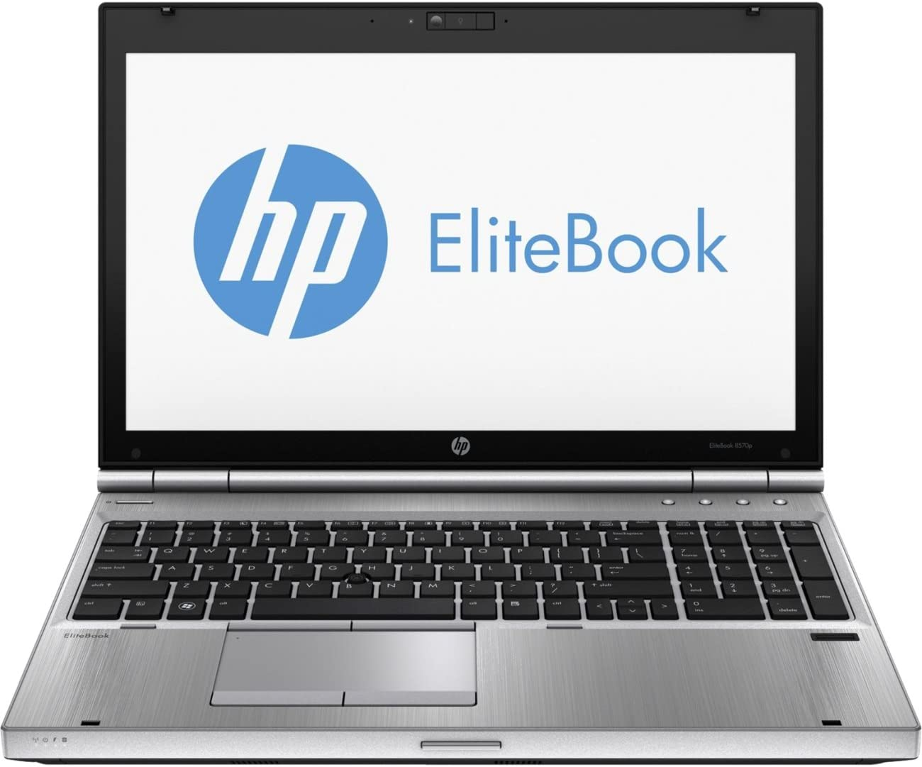 "HP Smart Buy EliteBook 8570p Intel Core i5-3210M 2.50GHz Notebook PC - 4GB RAM, 500GB HDD, 15.6"" LED-backlit HD, DVD+/-RW SuperMulti, 802.11a/b/g/n, Bluetooth, Webcam, TPM, Fingerprint Sensor, 6-cell Li-Ion"
