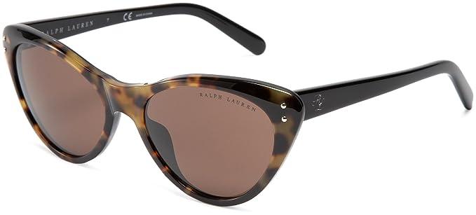 b7df5aaa5aef Ralph Lauren Sunglasses (RL8070 501073 56): Amazon.co.uk: Clothing