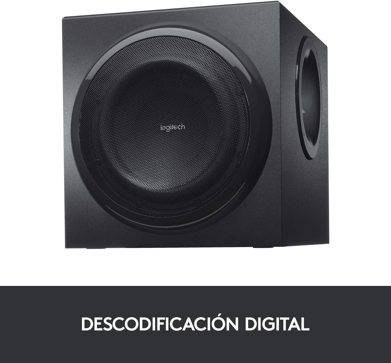 Logitech Z906 5.1 Sistema de Altavoces Sonido Envolvente THX ...