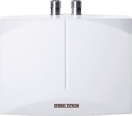 Stiebel Eltron DHM6 - Calentador de agua continuo (tamaño pequeño)