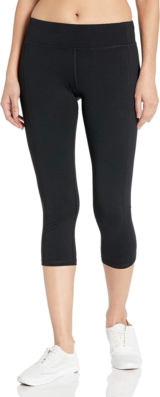 Hanes Sport Women's Performance Capri Legging at  Women's Clothing store