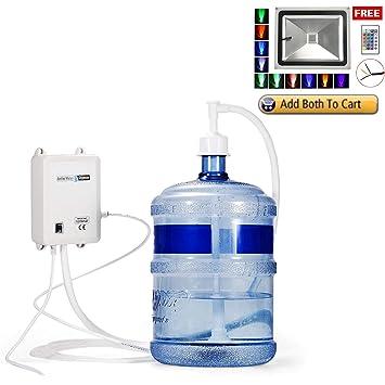 Review TDRFORCE Bottled Water Dispensing