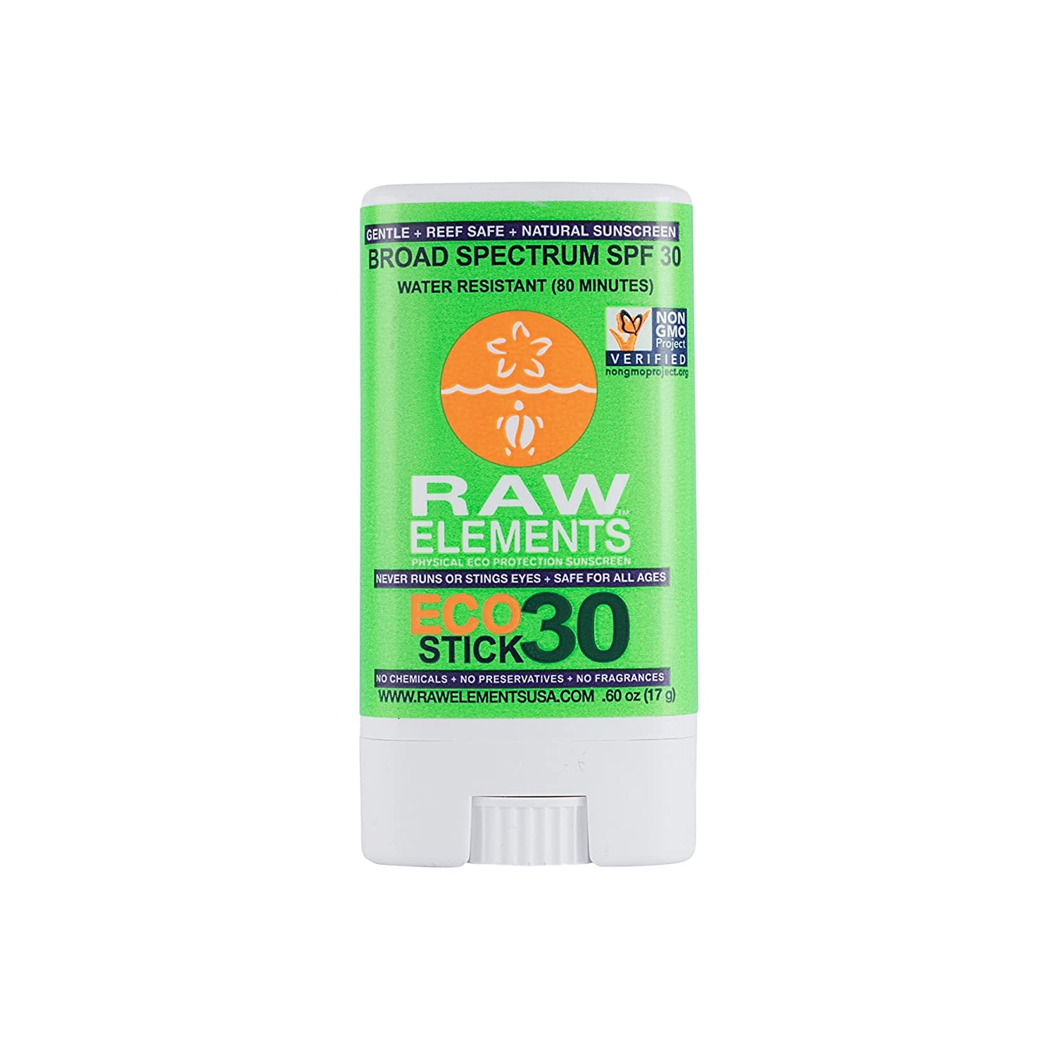 The Raw Elements Eco Tint Stick travel product recommended by Nikola Djordjevic on Lifney.