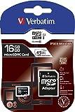 Verbatim 941993 Scheda di Memoria MicroSDHC, 16 GB