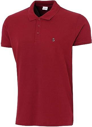 John Shark Poloshirt Herren Polo T Shirt Outdoor Manner Yacht Golf