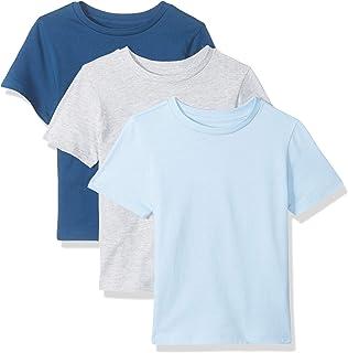 e4ac159b Amazon.com: Hanes Boys Toddler ComfortSoft Tee (Pack of 3): Clothing