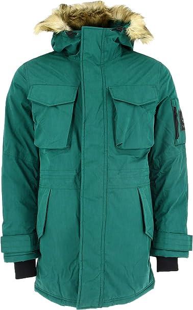 Patentar boca Fecha roja  Timberland M Nordic Edge Parka Jacket: Amazon.de: Bekleidung
