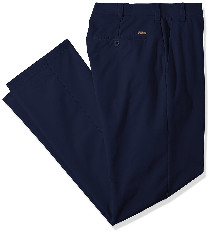 IZOD Men's Big and Tall Performance Stretch Flat Front Pant, IZOD Men's Sportswear 45X6091