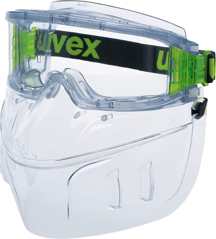 UVEX ultravision Faceguard - Mascara de protección