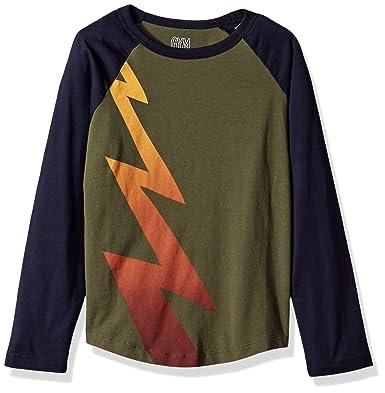 7ff3c4c25a Amazon.com: Gymboree Boys' Long Sleeve Graphic Tee: Clothing