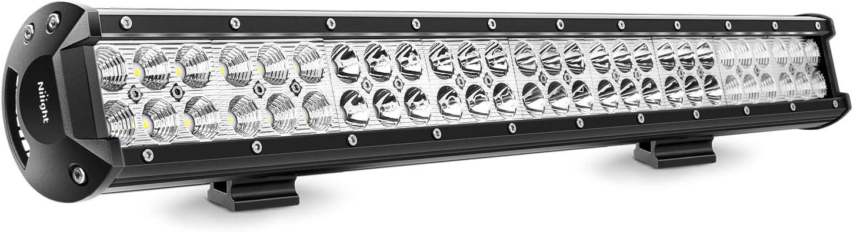 "Nilight 25"" 162W Led Light Bar Flood Spot Combo Waterproof Driving Lights Off Road Lights for SUV UTE Truck ATV UTV ,2 Years Warranty: Automotive"