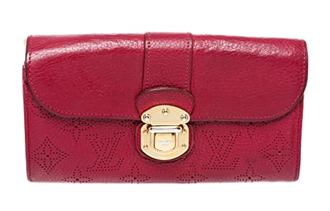 Louis Vuitton - Cartera para mujer rosa rosa