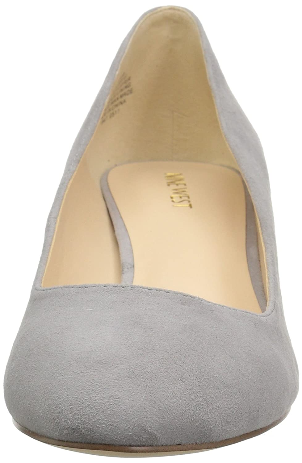 Nine 9.5 West Women's Cerys Suede Pump B0725WR9MF 9.5 Nine B(M) US|Light Grey Suede 3b0c33