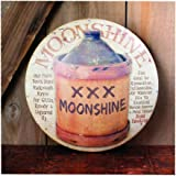 Ohio Wholesale Moonshine Sign Tin Sign
