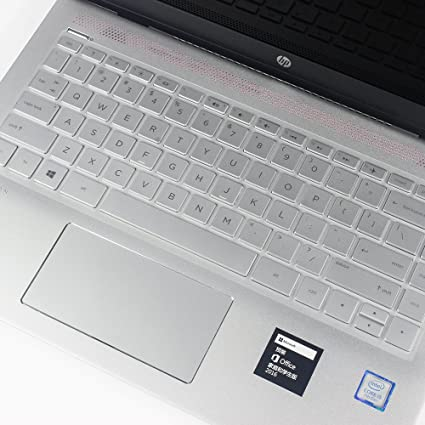 Premium Keyboard Cover Skin for 14 Inch HP Pavilion x360 2 in 1 Convertible 14M-