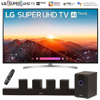 amazon com lg 75sk8070pua 75 class 4k hdr smart led ai super uhd rh amazon com LG LCD TV Repair Manual LG Flat Screen TV Manuals