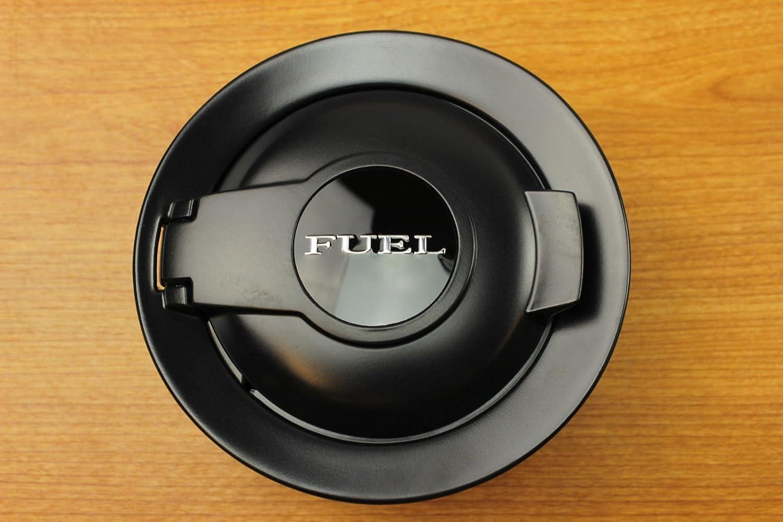 Dodge Challenger Matte Black Vapor Edition Fuel Filler Door Mopar OEM