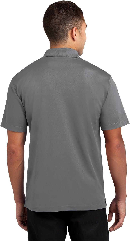 Sport-Tek Mens Tall Micropique Sport Wick Polo