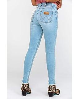 ecf21f11 Wrangler Women's High Rise Skinny Best Jeans at Amazon Women's Jeans ...