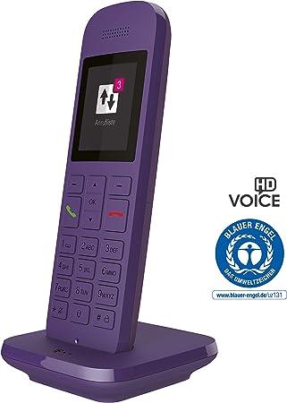 Telekom Speedphone 12 teléfono IP Lavanda Terminal inalámbrico TFT Speedphone 12, Lavanda, Terminal inalámbrico, 50 m, 300 m, TFT, 176 x 220 Pixeles: Amazon.es: Electrónica