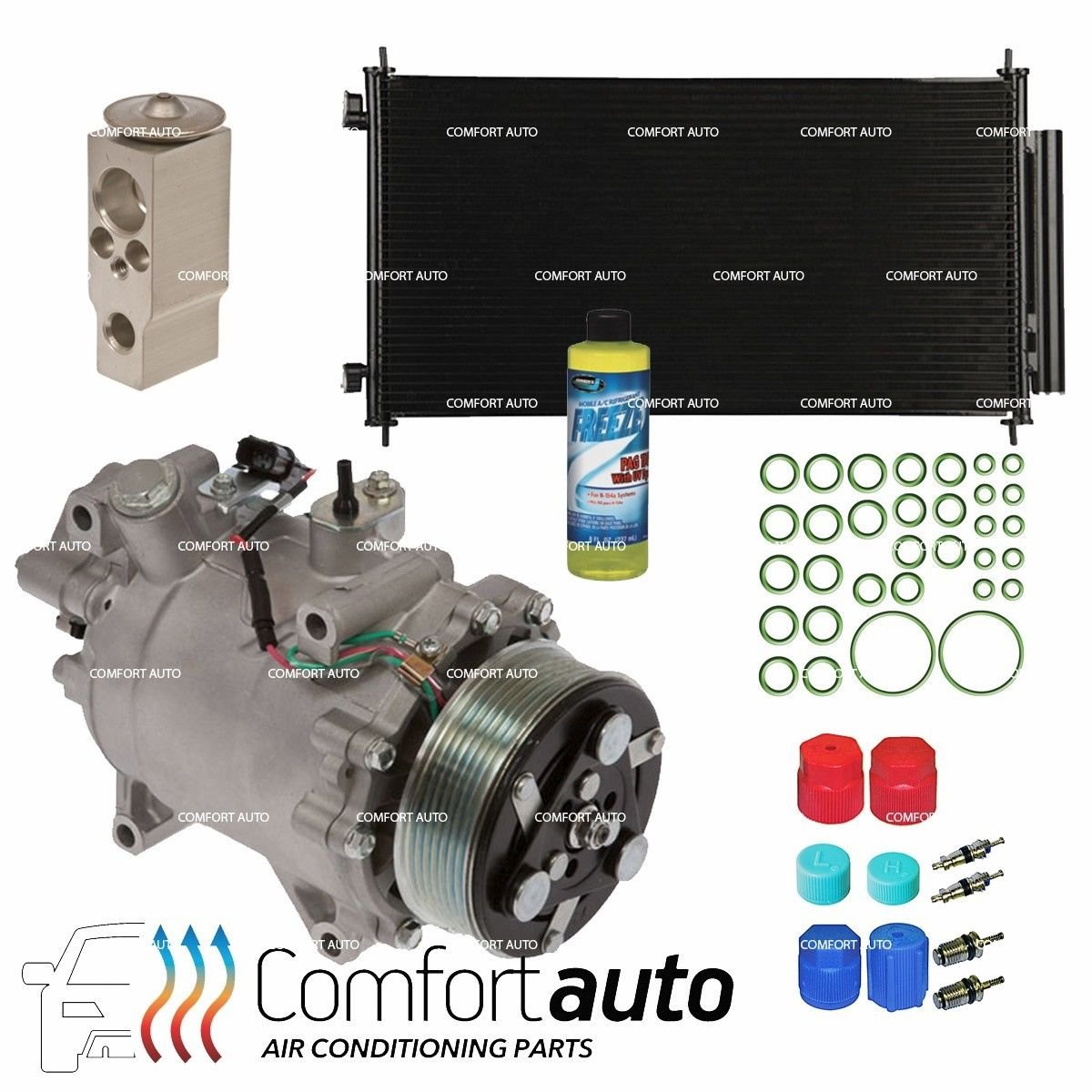 Amazon.com: 2007 – 2011 Honda CR-V de 2,4 litros nuevo Kit ...
