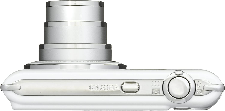 Pentax Optio P80 Digitalkamera 2 7 Zoll Weiß Kamera