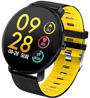 TDOR Smartwatch Hombre Mujer Barras Dinámicas 7 Deportes ...