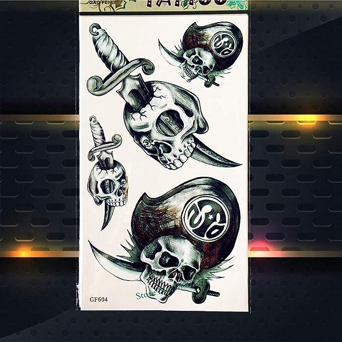 Yyoutop 3D Serpiente Imprimir Eagle Tattoo Pegatinas Niños ...