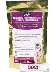 Baci+ - Probiotics and prebiotics for cats - 14g