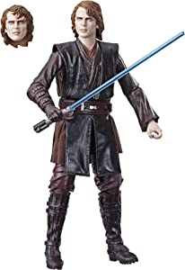 "Star Wars The Black Series Archive Anakin Skywalker 6"" Scale Figure"